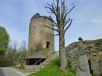 007 - Bergfried der Burgruine Kollnburg